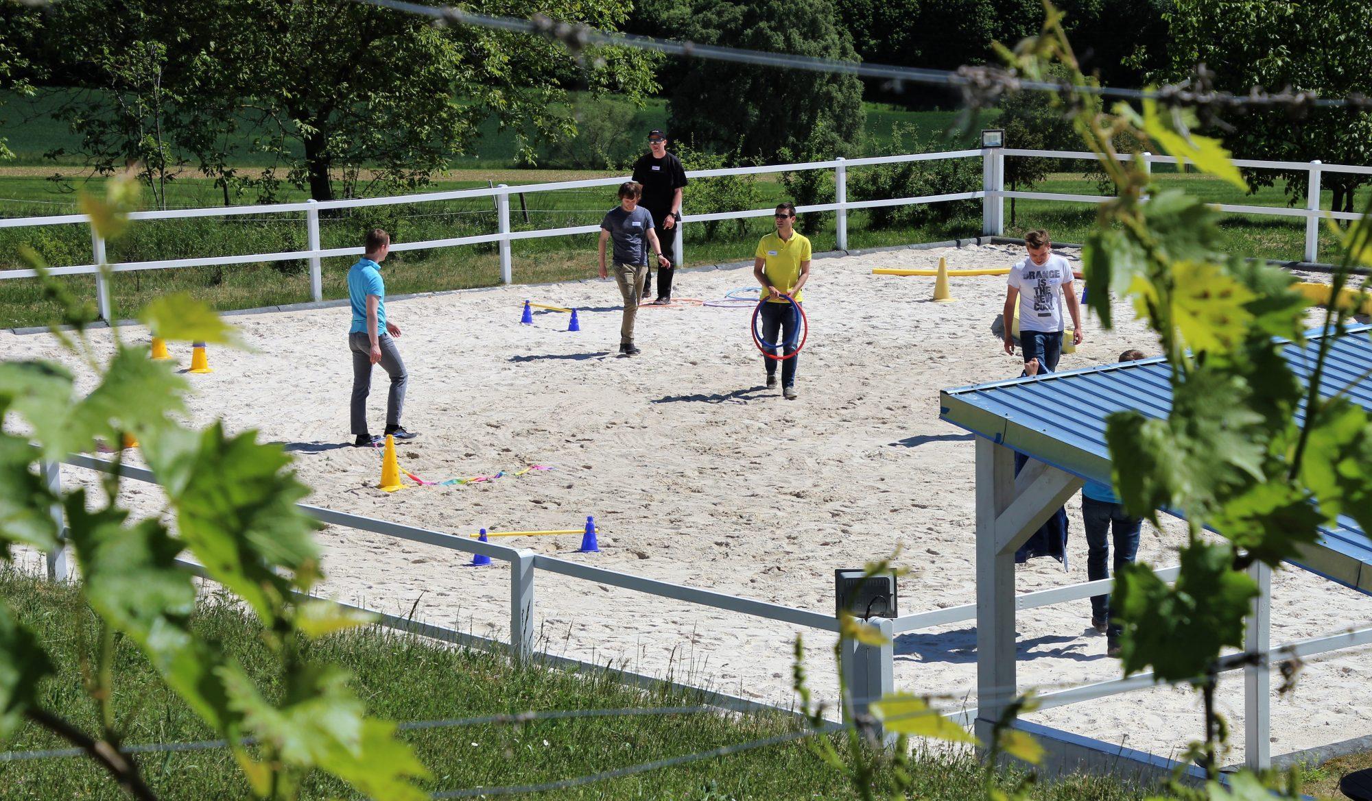 Teambuilding Outdoor